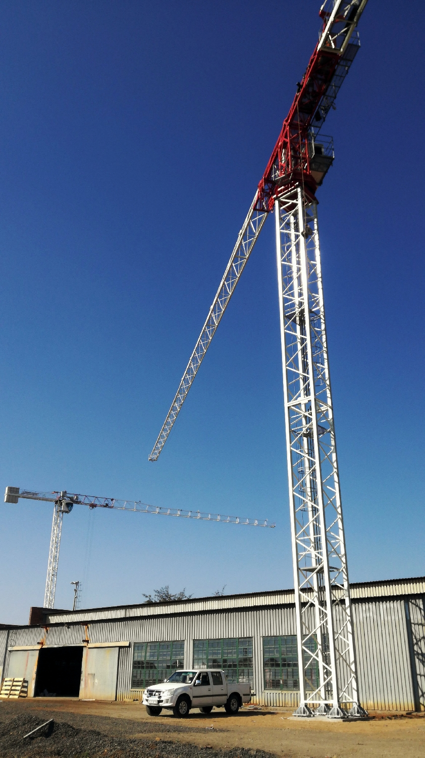 tower-cranes